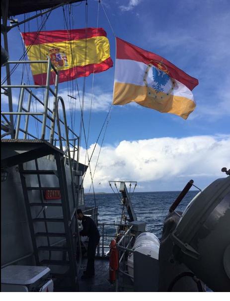 Bandera de La Armada Invencible