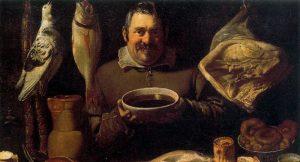 Comida del siglo XVI