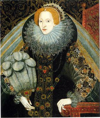 Isabel en 1585