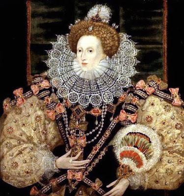 Isabel I de John Galliano