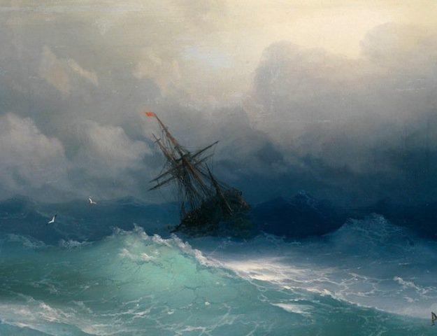 Naufragio de Armada Invencible