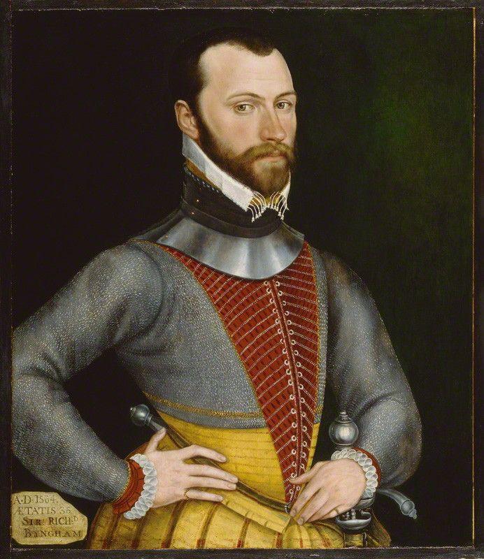 Richard Bingham, uno de los responsables de la matanza de Galway