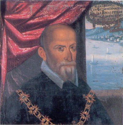 El Duque de Medina Sidonia