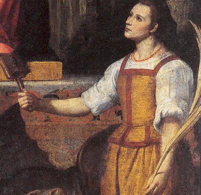 Mujer del Siglo XVI