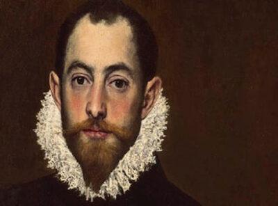 Don Alonso Martínez de Leyva. El Greco.