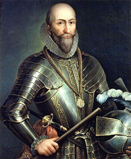 Alvaro de Bazán. Primer plan conquista de Inglaterra