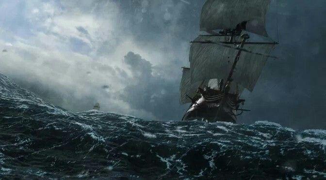 El mal tiempo causó el desastre de la Armada Invencible